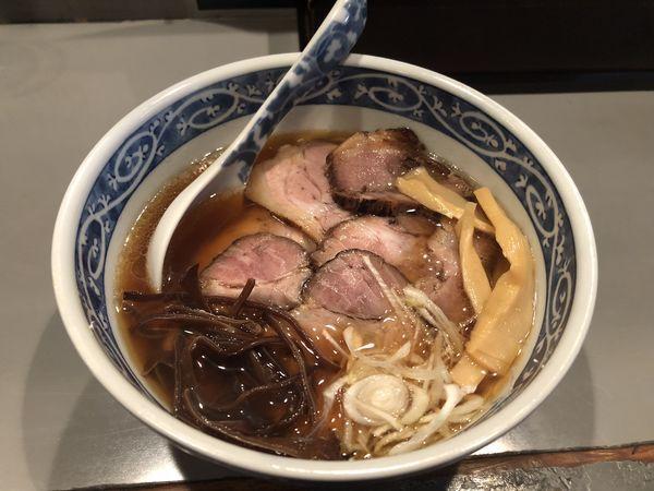 「チャーシュー麺」@やきやの写真