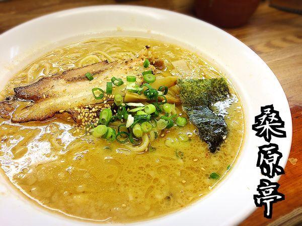 「味噌ラーメン(こってり)¥710」@ラーメン屋 桑原亭 東川口店の写真