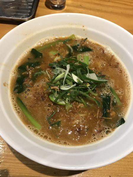 「「限定」辛麺」@拉麺 弁tenの写真