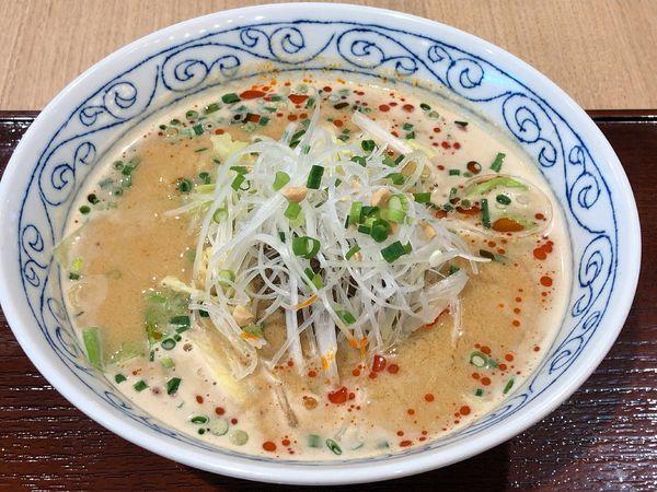 「担々麺(853円)」@中華茗菜 裕宴の写真