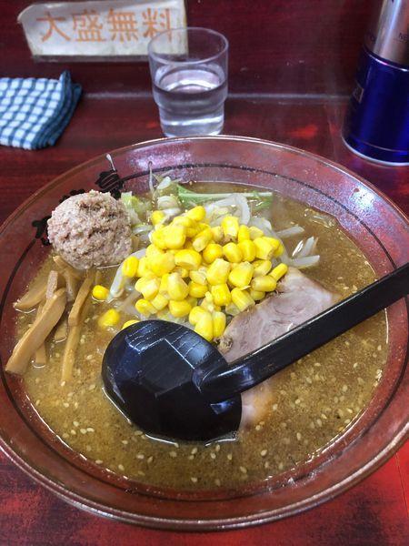 「六紋亭みそらぁ麺」@六紋亭の写真