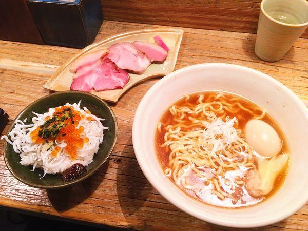 「清乃×麦苗 和歌山×東京」@Homemade Ramen 麦苗の写真