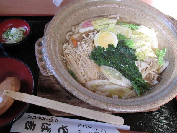 「味噌煮込うどん 「1,134円」」@そば吉の写真