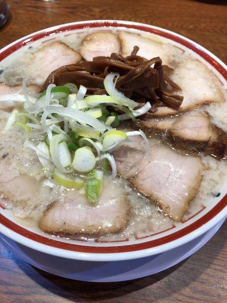 「肉そば(こってり)」@田中そば店 浅草店の写真