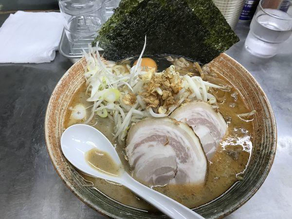「牛乳・味噌・カレー オマールブルー出汁スペシャル」@覆麺 智の写真