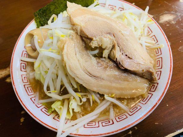 「とんこつ野菜らーめん」@大勝軒直伝 金太郎の写真