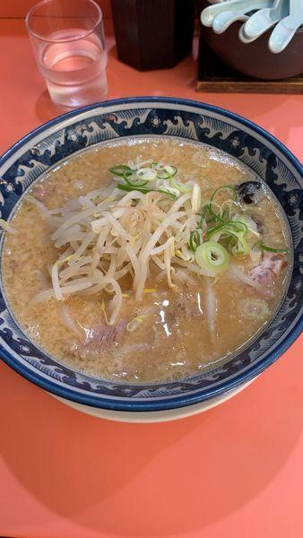 「白みそチャーシュー麺」@大公 金沢文庫店の写真