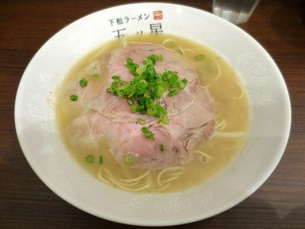 「ラーメン 680円」@下松ラーメン 五ッ星の写真