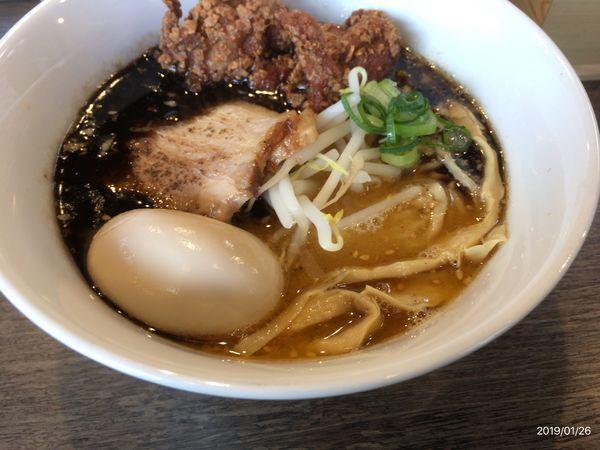 「特製味噌らーめん」@ら〜麺 楓の写真