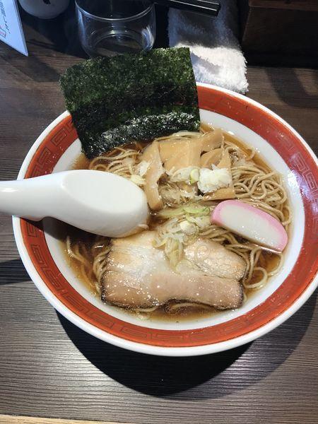 「黒醬醤油」@拉麺5510の写真