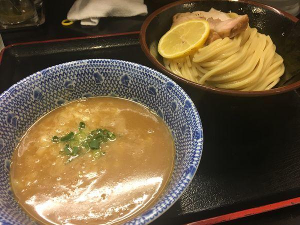 「鶏白湯つけ麺」@つけ麺 凌駕の写真