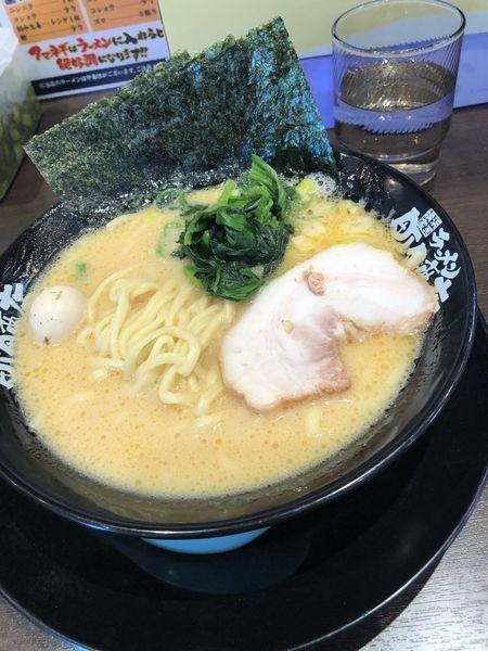 「ラーメン 醤油 ¥680」@町田商店 入間店の写真