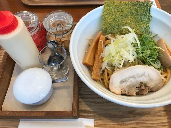 「ヤミツキになるまぜそば」@麺屋 冽 -RETSU- 上尾店の写真