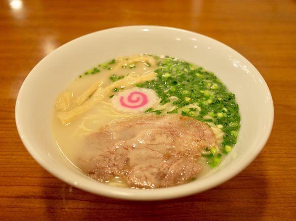 「鶏白湯 塩…880円」@麺屋 菜々兵衛の写真