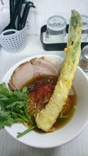 「ネギの終わりのハーモニー   1000円」@拉麺 しのざきの写真