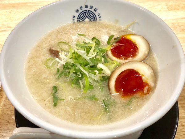 「神虎らーめん」@神虎麺商店  総本山の写真