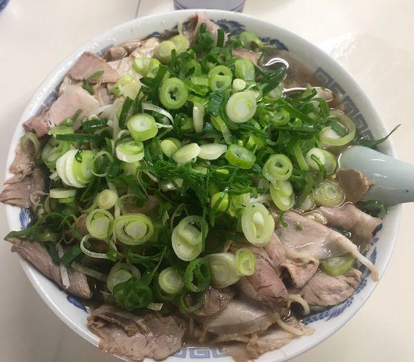 「しょうゆチャーシュー麺」@ラーメン専門 大栄 本店の写真