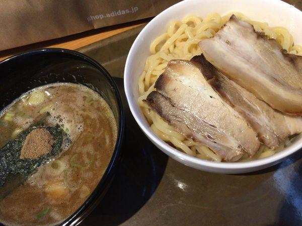 「つけ麺(チャーシュー増)」@つけ麺 中華そば 清勝丸の写真
