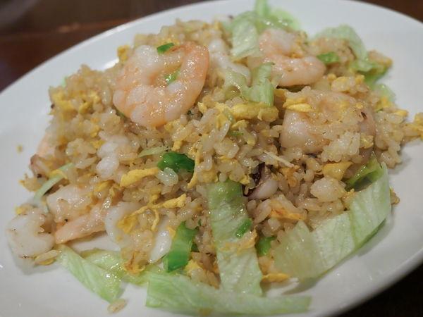 「海鮮炒飯(M)」@チャイナダイニング 喰う 喰うの写真