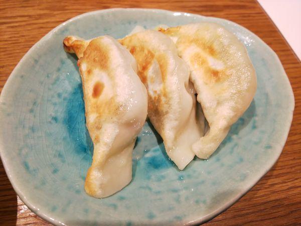 「焼き餃子(晩酌セット1100円内)」@中華そば 二階堂の写真