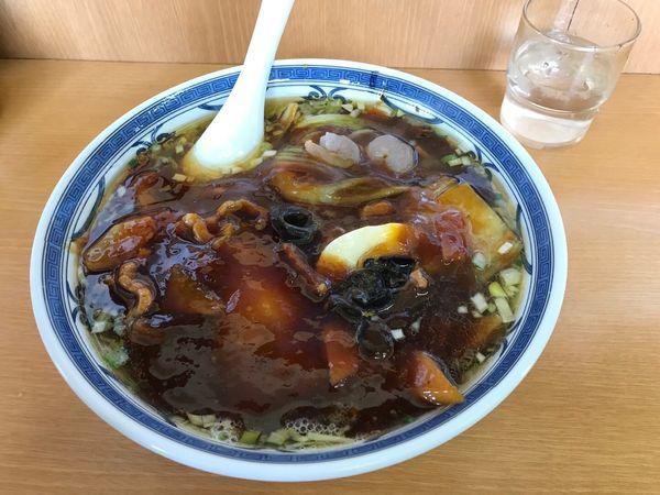 「広東麺」@こはくの写真