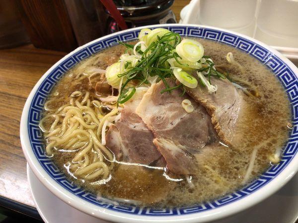「ラーメン 650円」@ラーメン大河の写真