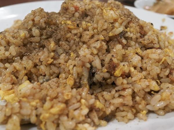 「うなぎの炒飯(M)」@チャイナダイニング 喰う 喰うの写真