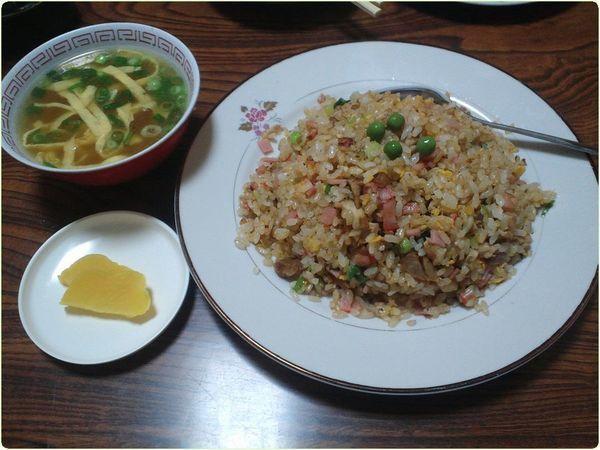 「炒飯」@豊味軒の写真
