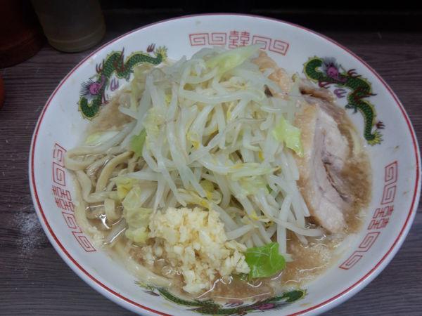 「小ラーメン740円」@ラーメン二郎 横浜関内店の写真
