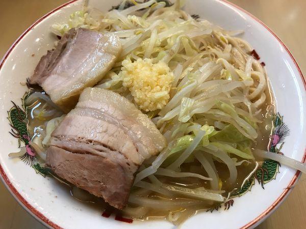 「味噌  中  800円」@中華そば 卍の写真
