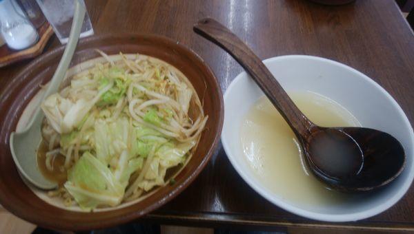 「味噌ラーメン」@ラーメン 東横 笹口店の写真