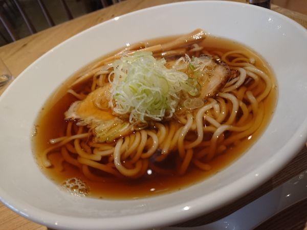 「煮干しそば 702円」@Uguisuの写真