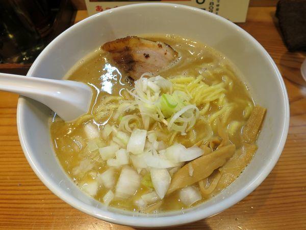 「濃厚らーめん 800円」@麺屋 繁の写真
