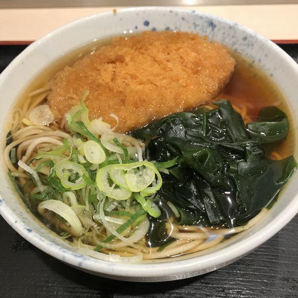 「コロッケ(¥400)」@しぶそば あざみ野店の写真