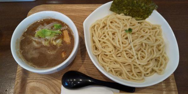 「極濃厚つけ麺」@麺屋 冽 -RETSU- 上尾店の写真