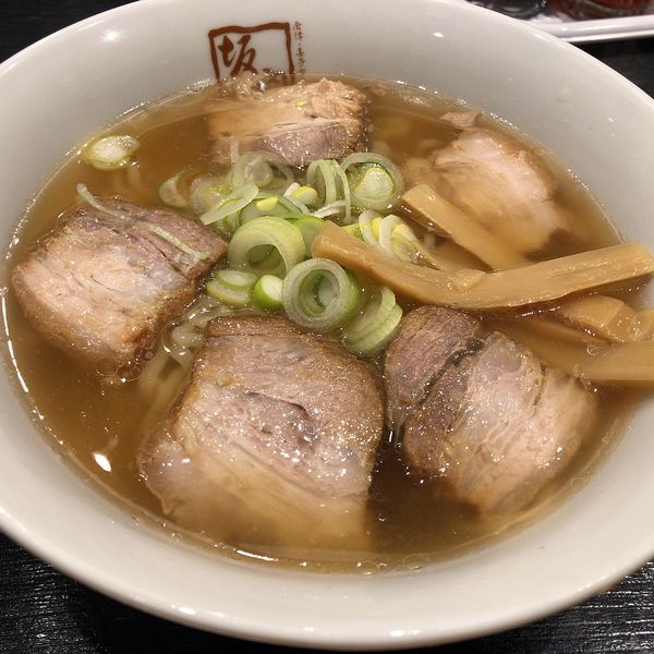 「喜多方ラーメン(680円)」@喜多方ラーメン 坂内 杉戸店の写真