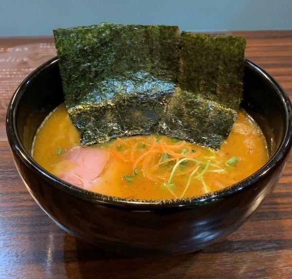 「味噌ラーメン」@自家製麺屋 SAN③ 小樽店の写真