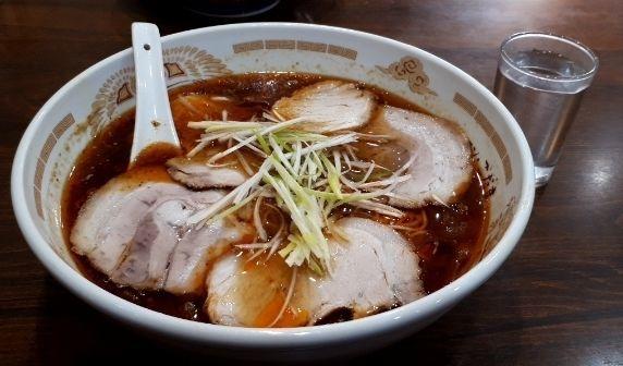 「チャーシュータンタン麺大盛1000円」@ファミリーレストラン こだまの写真