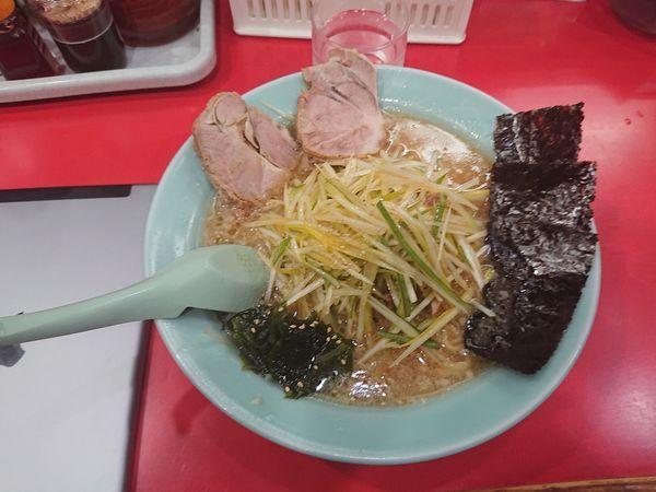 「かいざんラーメン 850円」@かいざん 西船橋店の写真