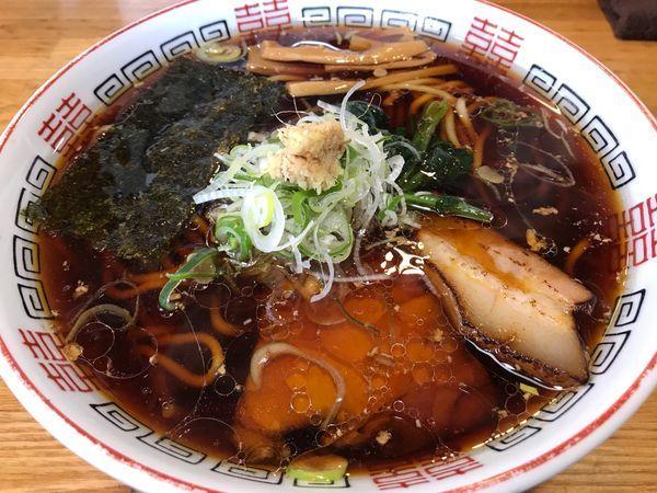 「生姜醤油  大盛  850円」@らーめん心繋の写真