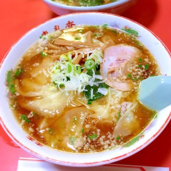 「ワンタン麺」@恵礼香の写真