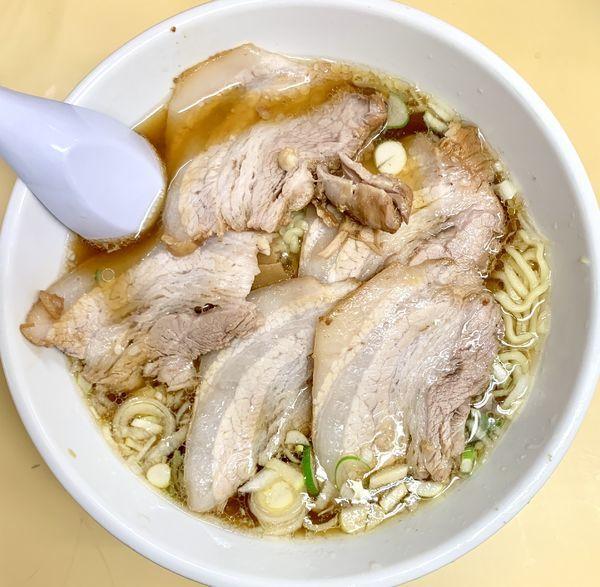 「チャーシュー麺」@幸軒の写真