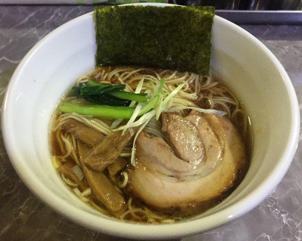 「中華そば700円」@製麺raboの写真