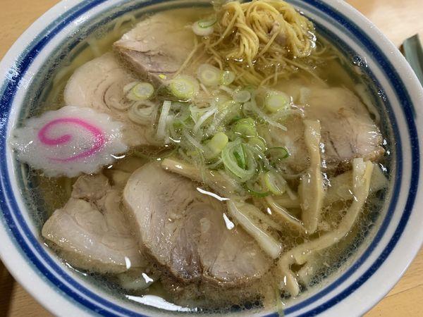 「生姜チャーシュー麺」@小三郎の写真