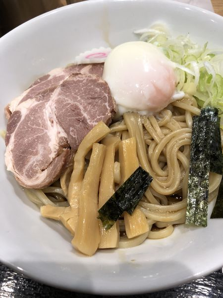 「豚玉油そば」@舎鈴 キュービックプラザ新横浜店の写真