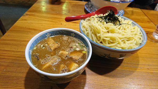 「特製つけ麺 大盛」@武藤製麺所の写真