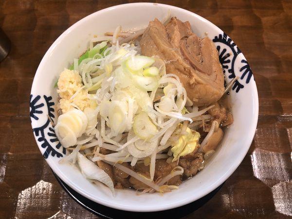 「龍二郎」@特級中華蕎麦 洋介の写真