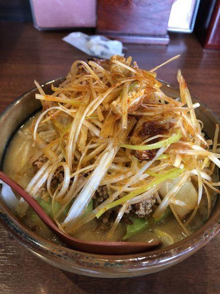 「北海道野菜味噌ラーメン」@麺場 田所商店 神栖店の写真