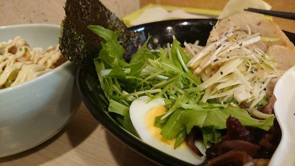 「塩ネギチャーシュー」@麺屋えんの写真