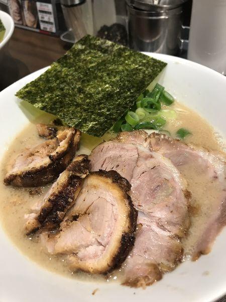 「チャーシュー麺」@らーめん専門店 小川 高幡不動店の写真